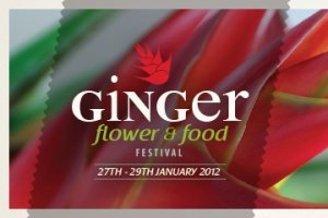 Ginger Flower and Food Festival