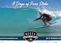 Noosa Festival Of Surfing 2018