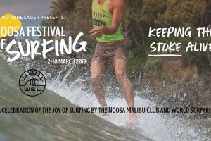 Noosa Festival of Surfing 2019 // Facebook