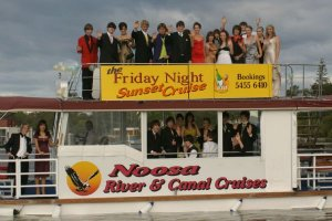 Noosa River Boat And Canal Cruises