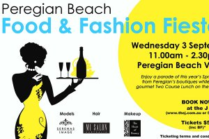 Peregian Square Food And Fashion Fiesta
